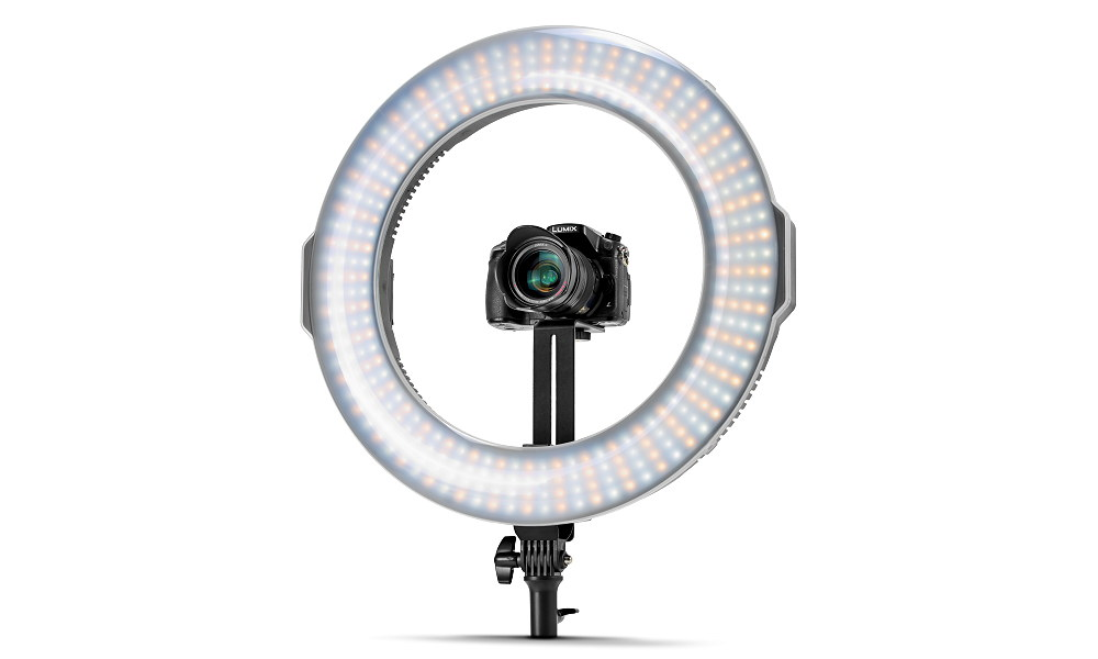 ROKO RL-4500C LED Ringleuchte mit Memory Funktion